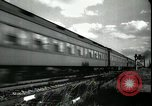 Image of passenger train West Palm Beach Florida USA, 1936, second 15 stock footage video 65675031917