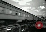 Image of passenger train West Palm Beach Florida USA, 1936, second 19 stock footage video 65675031917