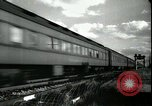 Image of passenger train West Palm Beach Florida USA, 1936, second 20 stock footage video 65675031917