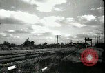 Image of passenger train West Palm Beach Florida USA, 1936, second 22 stock footage video 65675031917