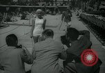 Image of 1930s tourists in swim suits West Palm Beach Florida USA, 1936, second 13 stock footage video 65675031920