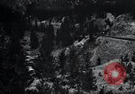 Image of Yellowstone National Park United States USA, 1940, second 43 stock footage video 65675031922