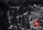 Image of Yellowstone National Park United States USA, 1940, second 44 stock footage video 65675031922