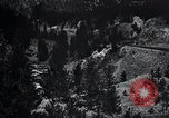 Image of Yellowstone National Park United States USA, 1940, second 47 stock footage video 65675031922