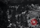Image of Yellowstone National Park United States USA, 1940, second 48 stock footage video 65675031922