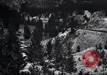 Image of Yellowstone National Park United States USA, 1940, second 49 stock footage video 65675031922