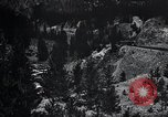Image of Yellowstone National Park United States USA, 1940, second 50 stock footage video 65675031922