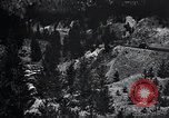 Image of Yellowstone National Park United States USA, 1940, second 52 stock footage video 65675031922