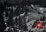 Image of Yellowstone National Park United States USA, 1940, second 53 stock footage video 65675031922