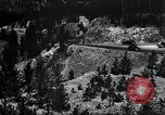Image of Yellowstone National Park United States USA, 1940, second 55 stock footage video 65675031922