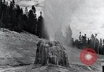 Image of Yellowstone National Park United States USA, 1940, second 22 stock footage video 65675031924