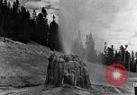 Image of Yellowstone National Park United States USA, 1940, second 23 stock footage video 65675031924