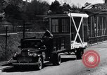 Image of construction of houses United States USA, 1941, second 10 stock footage video 65675031937