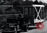 Image of construction of houses United States USA, 1941, second 11 stock footage video 65675031937