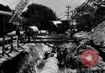 Image of construction of houses United States USA, 1941, second 43 stock footage video 65675031937