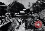 Image of construction of houses United States USA, 1941, second 47 stock footage video 65675031937