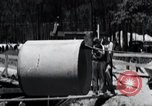 Image of construction of houses United States USA, 1941, second 48 stock footage video 65675031937