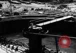 Image of construction of houses United States USA, 1941, second 61 stock footage video 65675031937