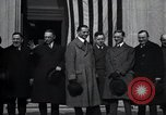 Image of Lincoln purchase ceremony New York United States USA, 1921, second 16 stock footage video 65675031940