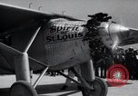 Image of Charles Augustus Lindbergh Dearborn Michigan USA, 1927, second 47 stock footage video 65675031944