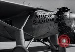 Image of Charles Augustus Lindbergh Dearborn Michigan USA, 1927, second 48 stock footage video 65675031944