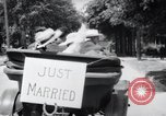 Image of wedding United States USA, 1919, second 27 stock footage video 65675031946