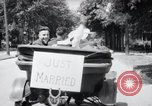 Image of wedding United States USA, 1919, second 28 stock footage video 65675031946
