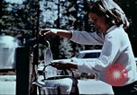 Image of campgrounds California United States USA, 1970, second 21 stock footage video 65675031949