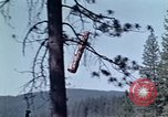 Image of helicopters California United States USA, 1970, second 20 stock footage video 65675031950