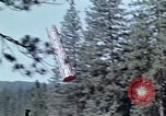 Image of helicopters California United States USA, 1970, second 21 stock footage video 65675031950
