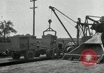 Image of Road construction United States USA, 1930, second 4 stock footage video 65675031956
