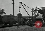 Image of Road construction United States USA, 1930, second 7 stock footage video 65675031956