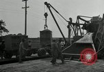 Image of Road construction United States USA, 1930, second 9 stock footage video 65675031956