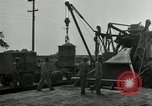 Image of Road construction United States USA, 1930, second 10 stock footage video 65675031956
