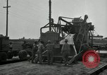 Image of Road construction United States USA, 1930, second 14 stock footage video 65675031956