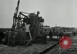 Image of Road construction United States USA, 1930, second 18 stock footage video 65675031956