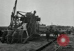 Image of Road construction United States USA, 1930, second 20 stock footage video 65675031956