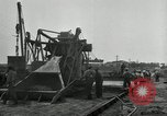 Image of Road construction United States USA, 1930, second 36 stock footage video 65675031956