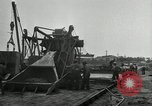Image of Road construction United States USA, 1930, second 37 stock footage video 65675031956
