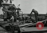 Image of Road construction United States USA, 1930, second 48 stock footage video 65675031956