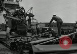 Image of Road construction United States USA, 1930, second 49 stock footage video 65675031956