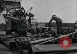 Image of Road construction United States USA, 1930, second 50 stock footage video 65675031956