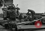 Image of Road construction United States USA, 1930, second 56 stock footage video 65675031956