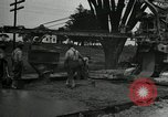 Image of Road construction United States USA, 1930, second 62 stock footage video 65675031956