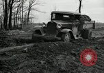 Image of road construction United States USA, 1930, second 7 stock footage video 65675031957