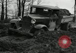 Image of road construction United States USA, 1930, second 10 stock footage video 65675031957