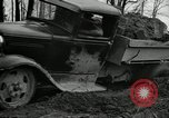 Image of road construction United States USA, 1930, second 13 stock footage video 65675031957