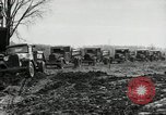 Image of road construction United States USA, 1930, second 21 stock footage video 65675031957