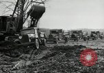 Image of road construction United States USA, 1930, second 23 stock footage video 65675031957