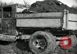 Image of road construction United States USA, 1930, second 36 stock footage video 65675031957